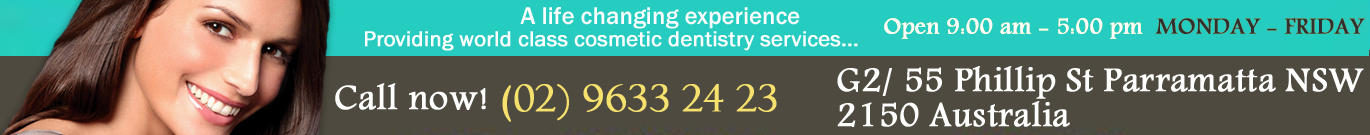 Parramatta dental clinic- contact-us